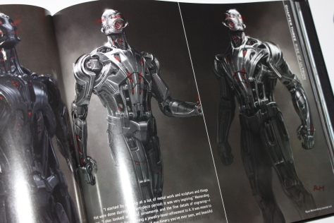 The Art of Avengers Age of Ultron (5)