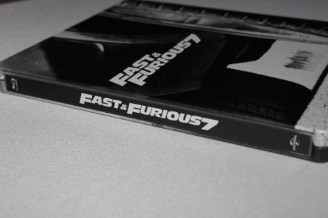 Steelbook Fast & Furious 7 (1)