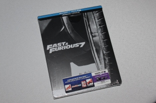 Steelbook Fast & Furious 7 (3)