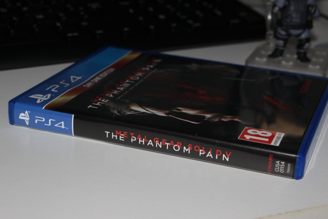[Achat] METAL GEAR SOLID V : The Phantom Pain