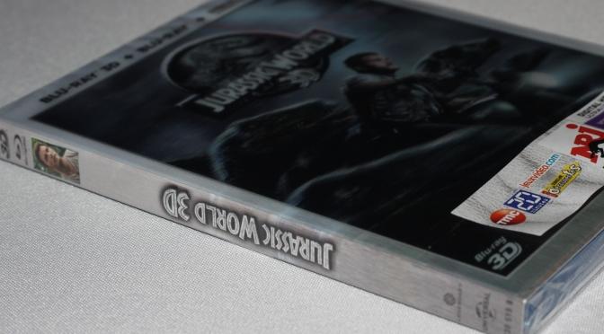 [Achat] Jurassic World 3D en Blu-ray