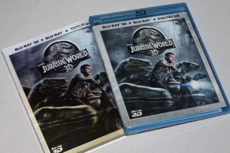 Jurassic World 3D Lenticulaire (4)