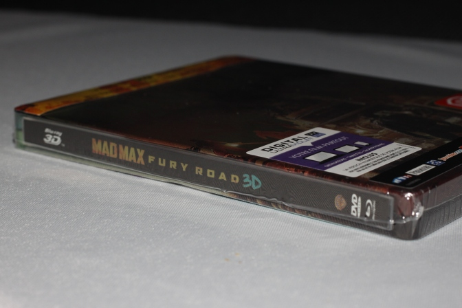[Achat] Mad Max : Fury Road en Blu-ray Steelbook
