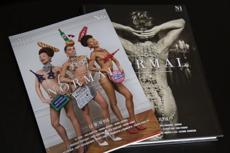 Normal Magazine 001