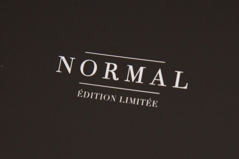 Normal Magazine 004